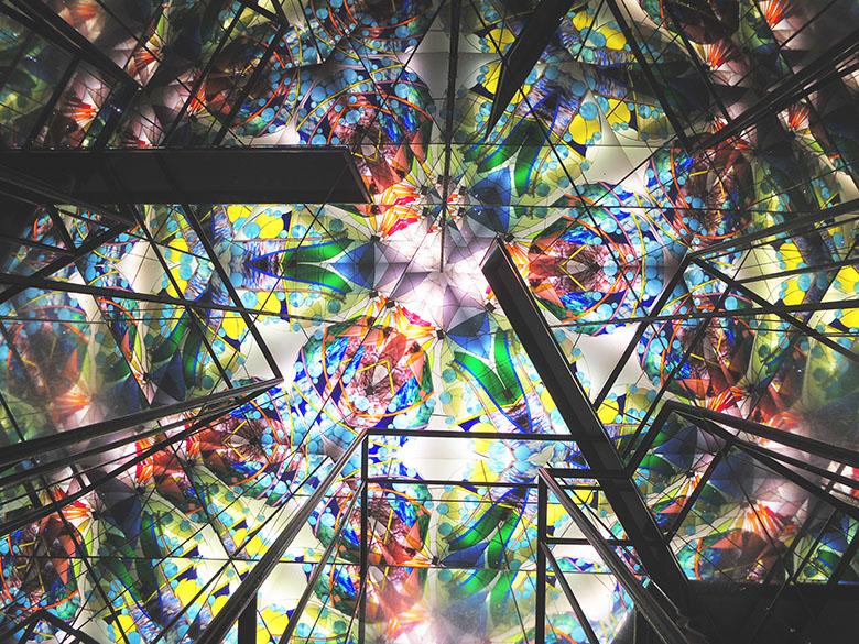 ガラス 美術館 西尾