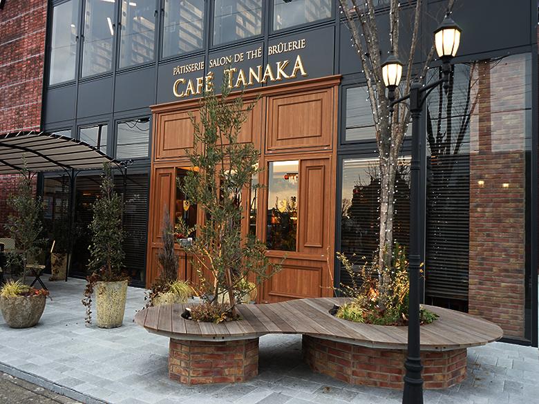 稲沢 カフェ タナカ
