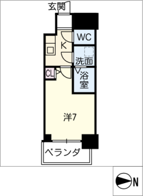 S-RESIDENCE鶴舞 10階