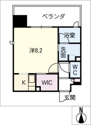 エスペランサ葵愛知県名古屋市東区葵1丁目の賃貸物件