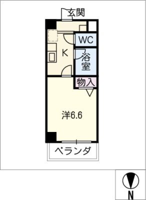 KATE'S HOUSE 4階