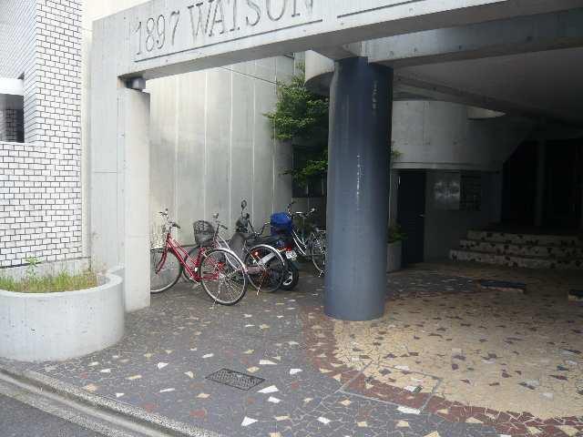 1897 WATSON 駐輪場