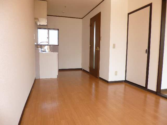 フォーブル木田 2階 リビング