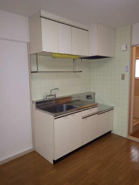 サンハイツ竹内 4階 キッチン