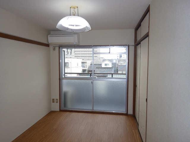 サンハイツ竹内 4階 リビング