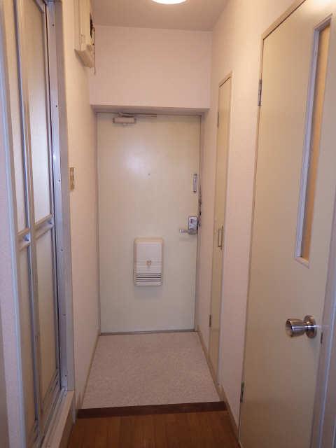 サンハイツ竹内 4階 玄関