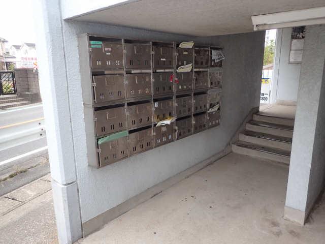シャトー松葉 メールボックス