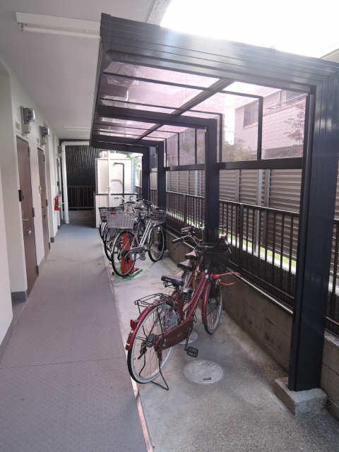 サンピアOGINO 3階 駐輪場