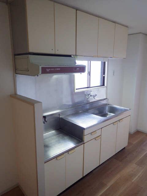 サンピアOGINO 3階 キッチン