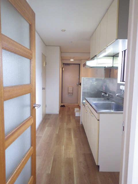 サンピアOGINO 3階 廊下