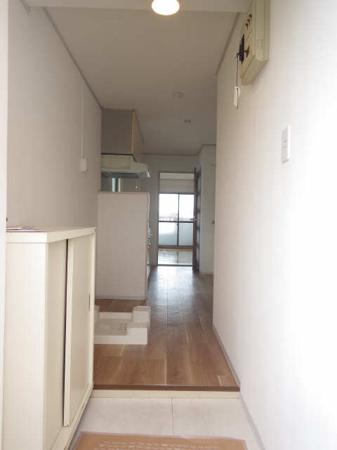 サンピアOGINO 3階 玄関