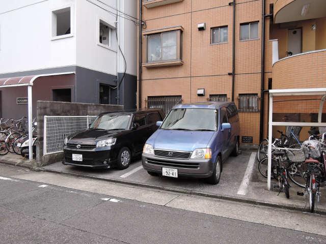 リバーサイドK 駐車場