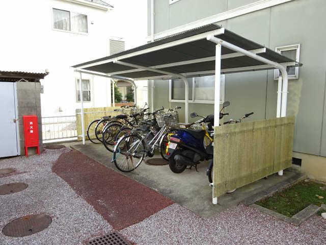 タウンパーク36 駐輪場