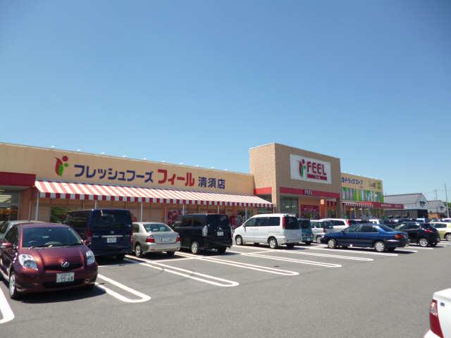 パークサイド清洲 スーパー(フィール)