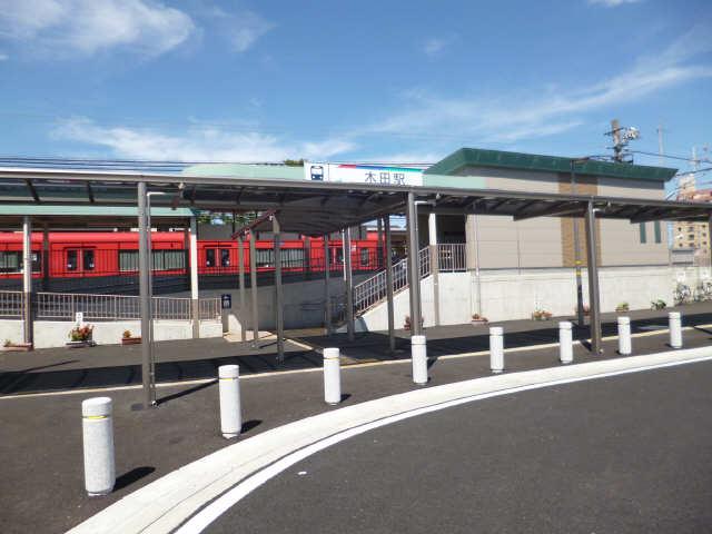 名鉄木田駅