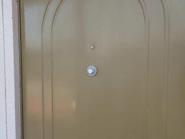 ファミール三武 1階 モニター付きインターホン