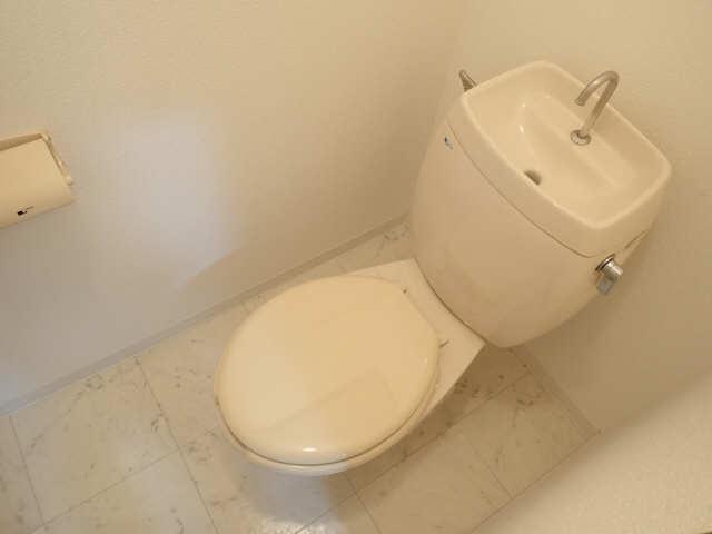 ファミール三武 1階 WC