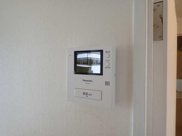 いとうハイツ 3階 モニター付きインターホン