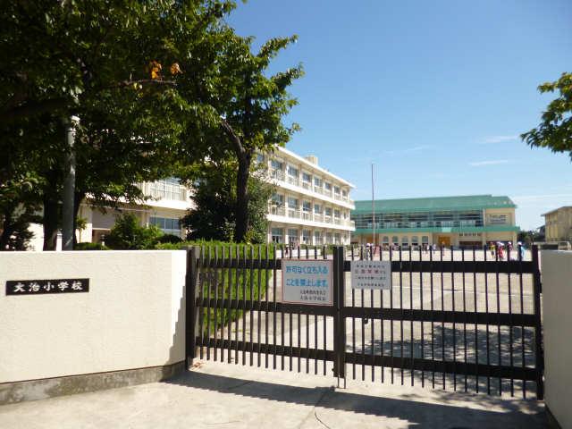 ウエストハウス オーモン 3階 大治小学校