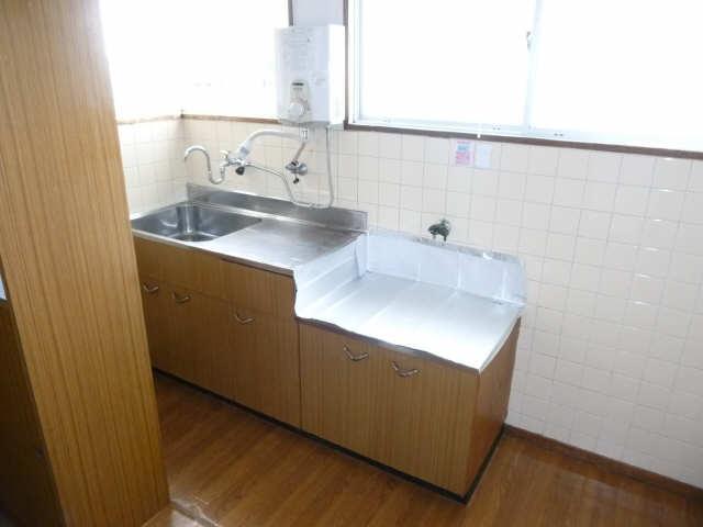 コーポ岡本 4階 キッチン