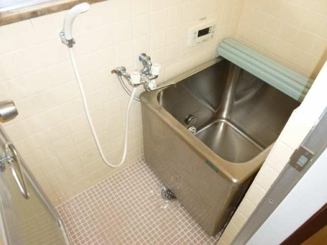 コーポ岡本 4階 浴室