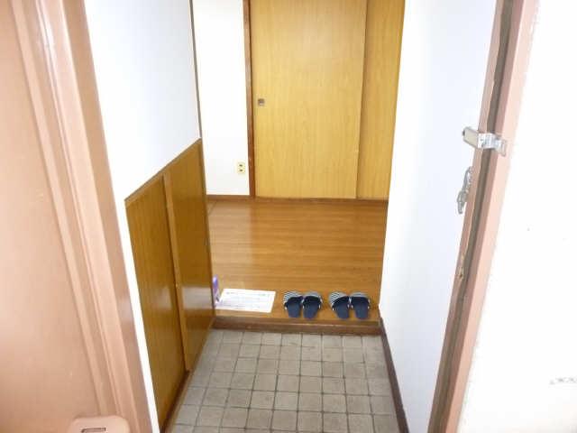 コーポ岡本 4階 玄関