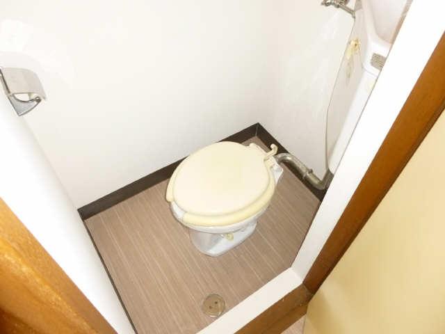 コーポ岡本 4階 WC