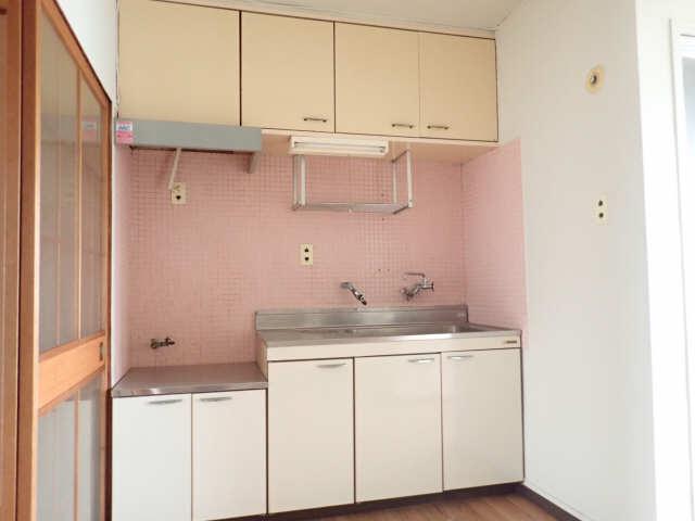 寿ビル 3階 キッチン