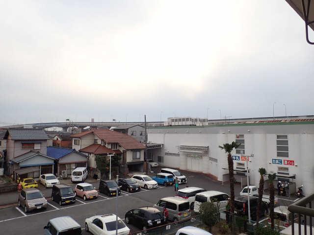 寿ビル 3階 眺望