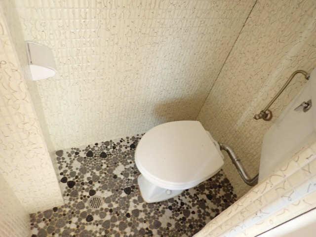 鹿野マンション 2階 WC
