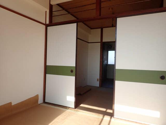 鹿野マンション 2階 室内