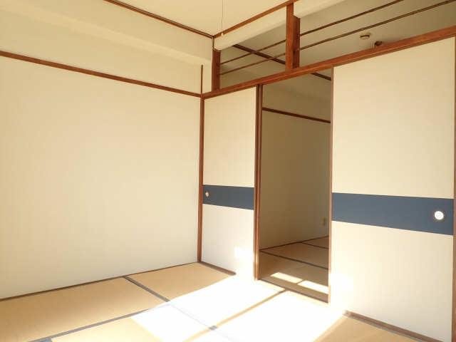 鹿野マンション 2階 和室