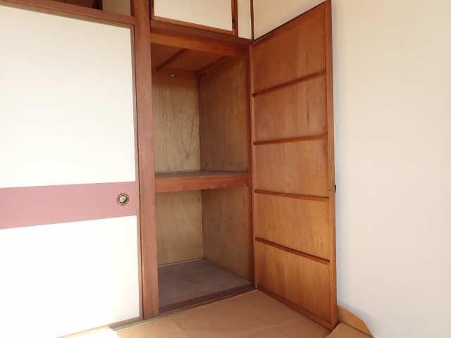 鹿野マンション 3階 収納