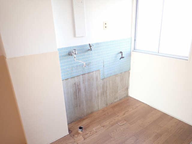 鹿野マンション 3階 キッチン
