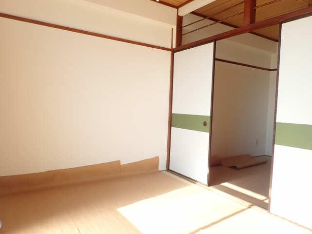 鹿野マンション 3階 和室