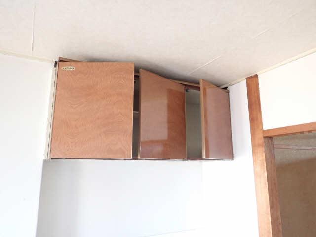 鹿野マンション 4階 収納
