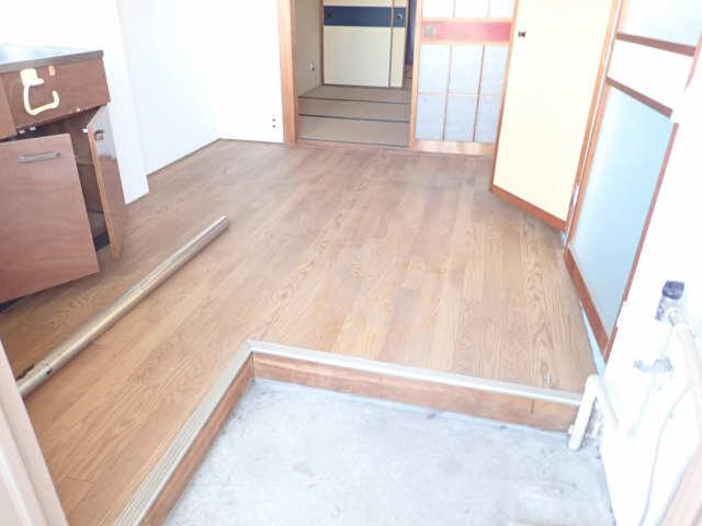 鹿野マンション 4階 玄関