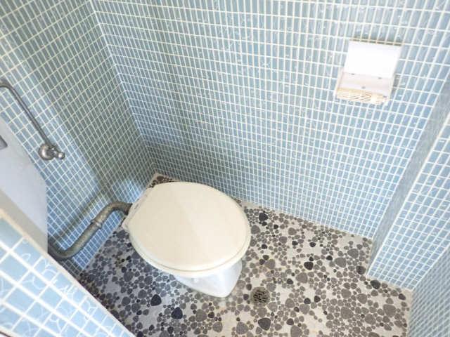 鹿野マンション 4階 WC