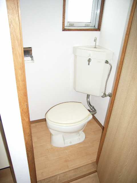 キングスマンション2号館 3階 トイレ