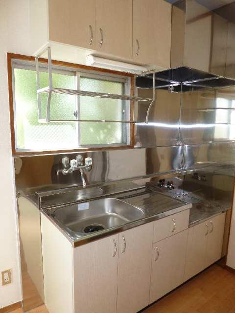 キングスマンション2号館 1階 キッチン