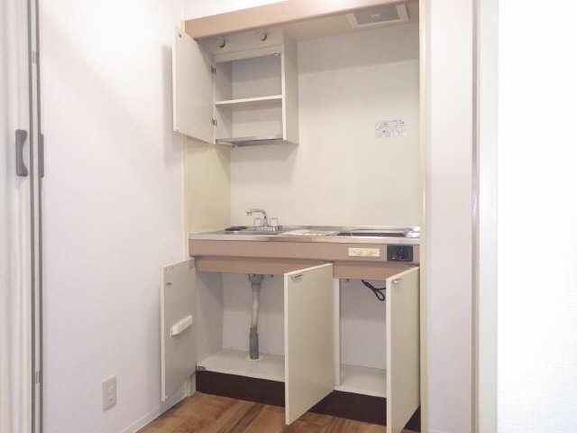 タウンコート岩塚 3階 キッチン