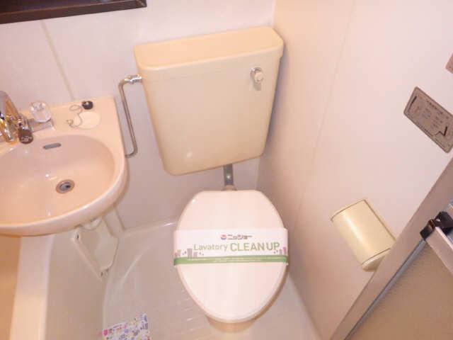 タウンコート岩塚 3階 WC