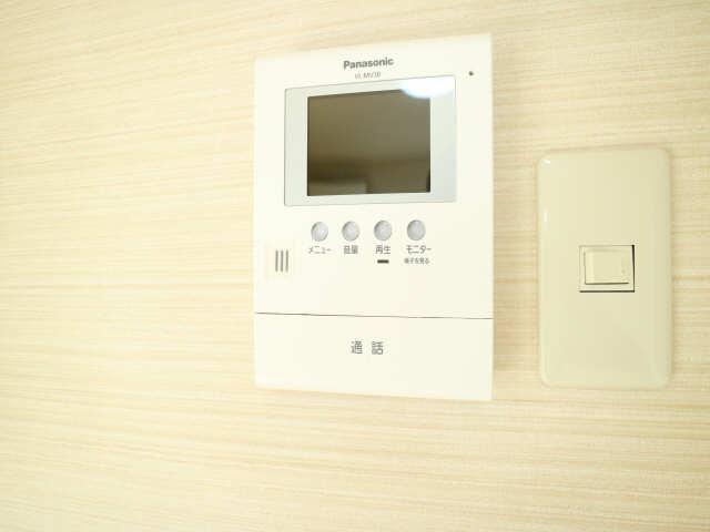 タウンコート岩塚 2階 モニター付インターホン