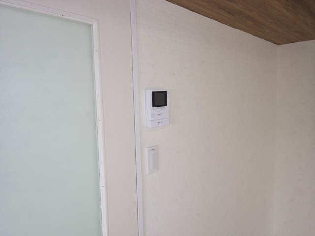 マンション天里 3階 モニター付きインターホン
