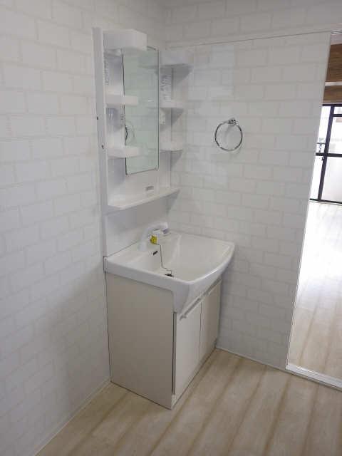 マンション天里 3階 洗面