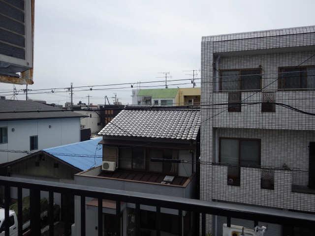マンション天里 3階 眺望