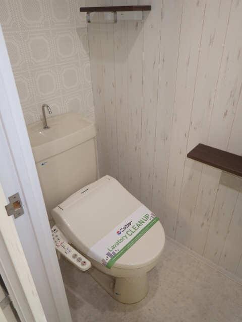 マンション天里 3階 WC