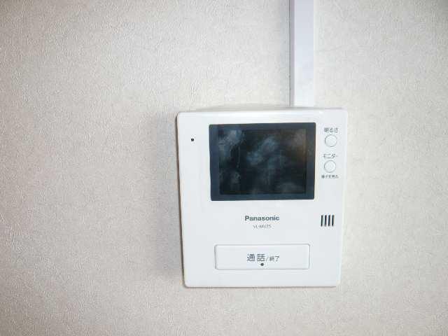 テレビモニター付イン