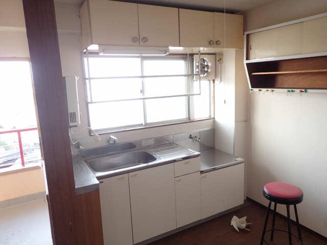 吉屋ビル 4階 キッチン
