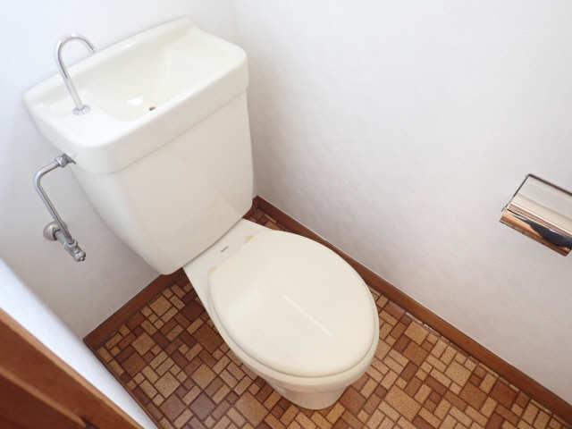 第2メゾンキジ 3階 WC